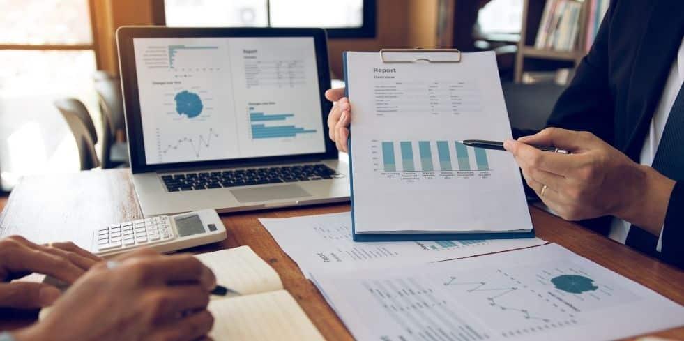 Business case management de transition direction financière
